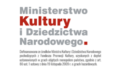 Ministerstwo Kultury i Dziedzictwa Narodowego